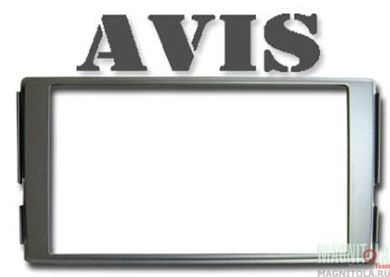 Переходная рамка 2DIN для автомобилей Hyundai Santa Fe II AVIS AVS500FR (045)