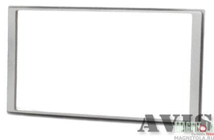 Переходная рамка 2DIN для автомобилей Hyundai Verna AVIS AVS500FR (049)