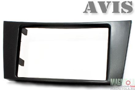 Переходная рамка 2DIN для автомобилей Mercedes-Benz E (W211) AVIS AVS500FR (087)