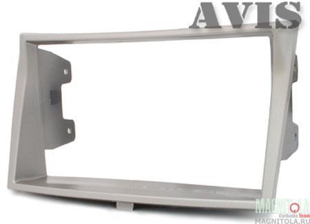 Переходная рамка 2DIN для автомобилей Subaru Legacy AVIS AVS500FR (121)