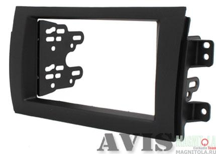 avis avs500fr 126 2din suzuki sx4 avis avs500fr 126. Black Bedroom Furniture Sets. Home Design Ideas