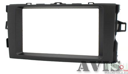 Переходная рамка 2DIN для автомобилей Toyota Auris AVIS AVS500FR (127)