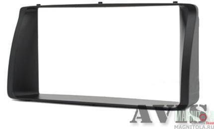 Переходная рамка 2DIN для автомобилей Toyota Corolla 2003-2006 AVIS AVS500FR (132)
