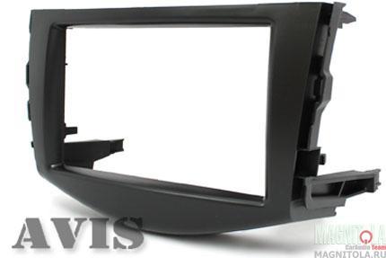 Переходная рамка 2DIN для автомобилей Toyota RAV 4 AVIS AVS500FR (140)