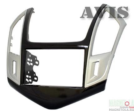 Переходная рамка 2DIN для автомобилей Chevrolet Cruze (2013 - ...) AVIS AVS500FR (149)