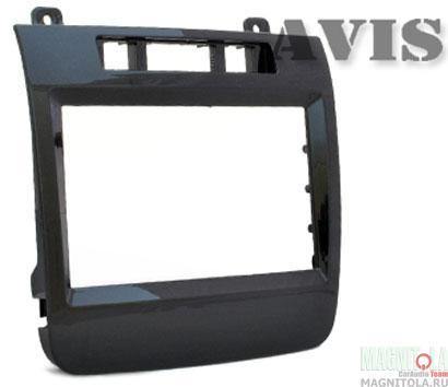Переходная рамка 2DIN для автомобилей VW Touareg (2010-...) AVIS AVS500FR (150)