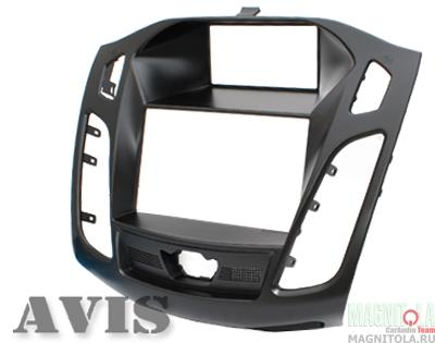 avis avs500fr 022 2din ford focus iii grand c max 2011. Black Bedroom Furniture Sets. Home Design Ideas