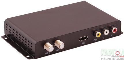 Цифровой TV-тюнер с функцией медиаплеера AVIS AVS7002DVB