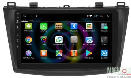 Мультимедийная система для штатной установки для Mazda 3 (2013-2016) MyDean B035