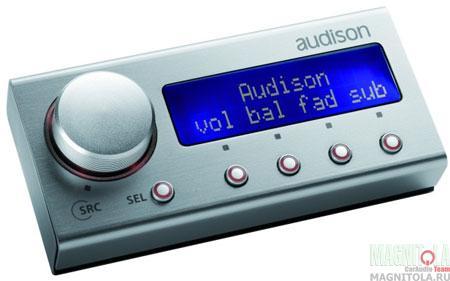 Выносной цифровой регулятор для DSP процессоров Audison DRC One digital remote control