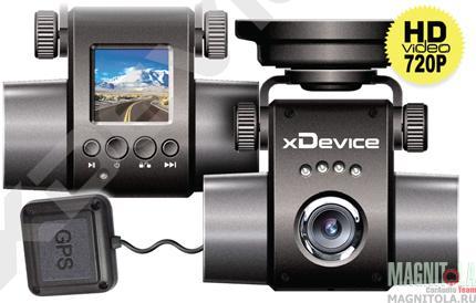 Видеорегистратор xdevice blackbox 47g