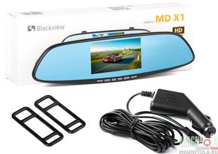 Зеркало заднего вида со встроенным видеорегистратором Blackview MD X1