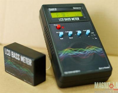 Прибор для измерения звукового давления SPL-Laboratory LCD Bass Meter