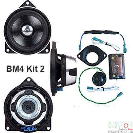 Компонентная акустическая система для автомобилей BMW CDT Audio BM4 Kit2
