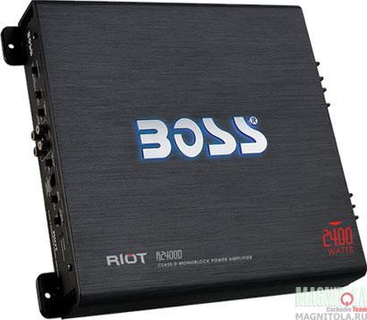 Усилитель Boss Audio R2400D