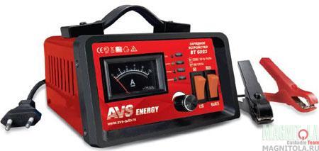 Зарядное устройство AVS ВТ-6023 (0-5А)