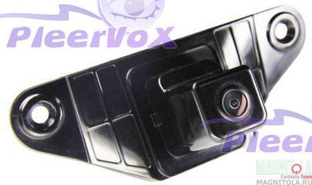 Камера заднего вида для автомобилей Lexus GX460 Pleervox PLV-CAM-LX3