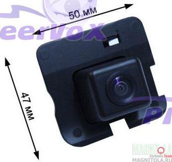 Камера заднего вида для автомобилей Mercedes R (251), GL (X164) Pleervox PLV-CAM-MB08