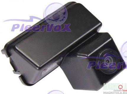 Камера заднего вида для автомобилей Toyota Auris Pleervox PLV-CAM-TYA