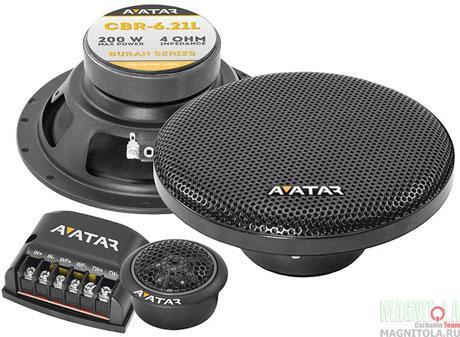 Компонентная акустическая система Avatar CBR-6.21L