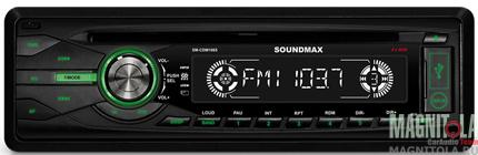 CD/MP3-ресивер с USB Soundmax SM-CDM1065