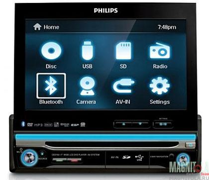 �������������� ����� Philips CED-750
