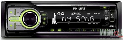 CD/MP3-ресивер с USB Philips CEM-220
