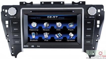 Мультимедийная система для штатной установки, с навигацией для Toyota Camry 2011+ (IE) INTRO CHR-2291 CA