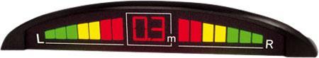 Парковочный радар Chameleon CPS-402 black