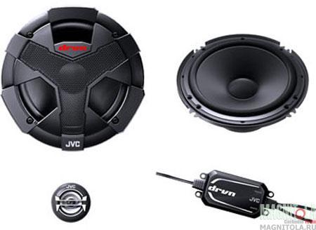 Компонентная акустическая система JVC CS-VS607