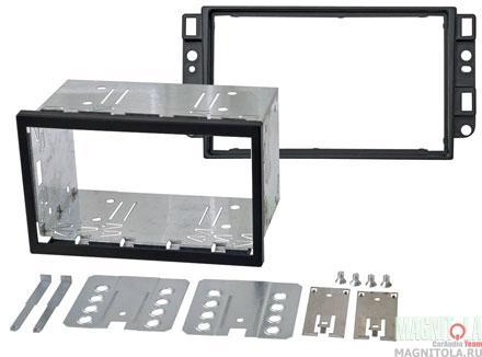 Переходная рамка 2DIN для автомобилей Chevrolet Aveo 05+, Epica 06+, Captiva 06+ INTRO RCV-N01S