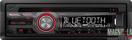 CD/MP3-ресивер с USB и поддержкой Bluetooth Clarion CZ315E
