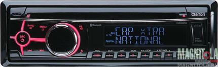 CD/MP3-ресивер с USB и поддержкой Bluetooth Clarion CZ505E