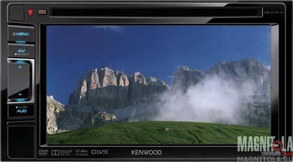 2DIN мультимедийный центр Kenwood DDX35