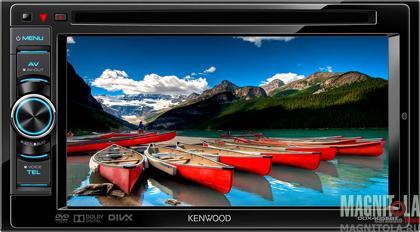 2DIN мультимедийный центр с поддержкой Bluetooth Kenwood DDX4055BT