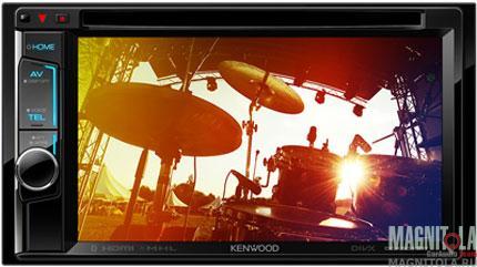 2DIN мультимедийный центр с поддержкой Bluetooth Kenwood DDX5016BTR