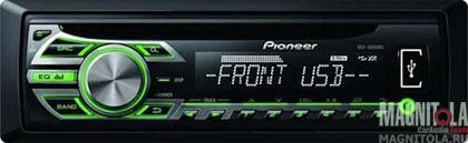 CD/MP3-ресивер с USB Pioneer DEH-1500UBG