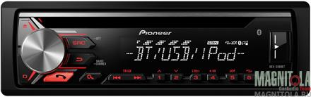 CD/MP3-ресивер с USB и поддержкой Bluetooth Pioneer DEH-3900BT