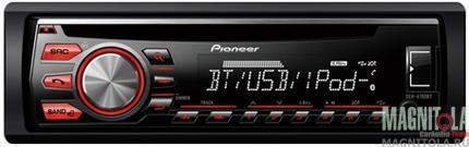 CD/MP3-ресивер с USB и поддержкой Bluetooth Pioneer DEH-4700BT