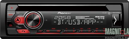 CD/MP3-ресивер с USB и поддержкой Bluetooth Pioneer DEH-S410BT
