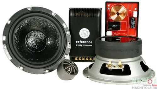 Компонентная акустическая система DLS R6A
