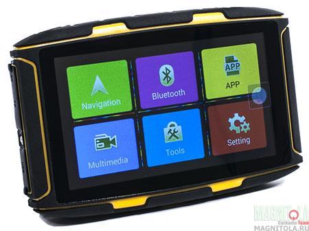 GPS-навигатор для мотоцикла AVIS DRC050A