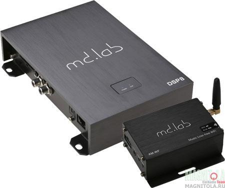 Комплект процессор с WiFi-адаптером MD.Lab DSP8+