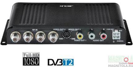 Цифровой TV-тюнер с функцией медиаплеера INCAR DTV-16