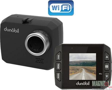 Автомобильный видеорегистратор Dunobil Nano