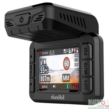 Автомобильный видеорегистратор/радар-детектор Dunobil Urban