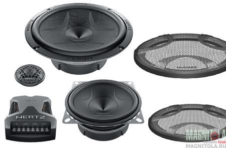 Компонентная акустическая система Hertz ESK 163.5 L