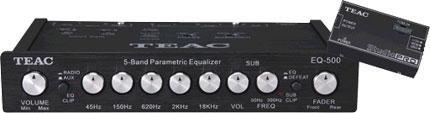 Эквалайзер Teac EQ-500
