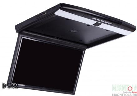 Потолочный монитор со встроенным медиаплеером Ergo Electronics ER17S black