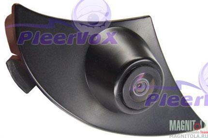 Камера фронтального обзора для автомобилей Toyota Pleervox PLV-FCAM-TYR4